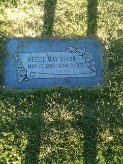 Nellie May Starr