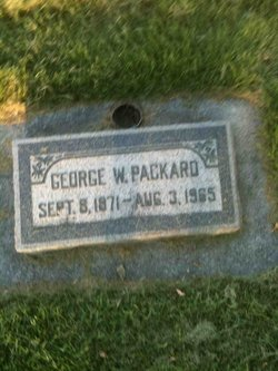 George Washington Packard