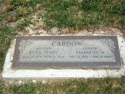 Emanuel Alonzo Cardon