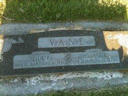 Nellie Kaisa <I>Pennington</I> Vane
