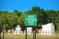 North Fairfield Cemetery North