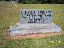 Chosea Springs Baptist Church Cemetery