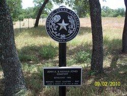 John A and Mahala Jones Family Cemetery