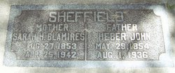 Heber John Sheffield