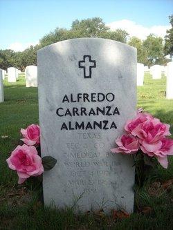Alfredo Carranza Almanza