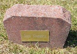 John D Kimbrell