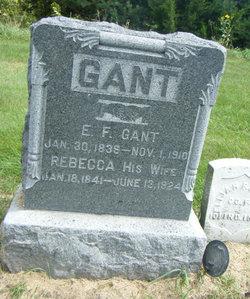 Elijah F Gant