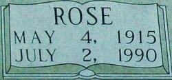 Rose <I>Hawkins</I> Bell