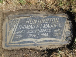 Thomas P Huntington