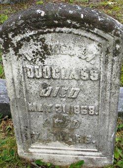 Daniel Wetherell Douglass