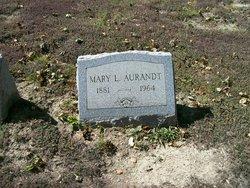 Mary <I>Lee</I> Aurandt