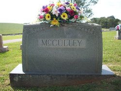 "Mary Rebecca ""Bessie"" <I>Hatcher</I> McCulley"