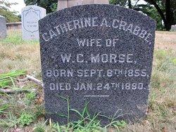 "Catherine Augusta ""Kate"" <I>Crabbe</I> Morse"