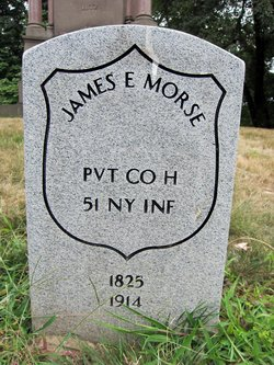 James Edward Finley Morse