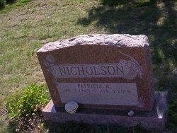 Patricia A <I>Santos</I> Nicholson