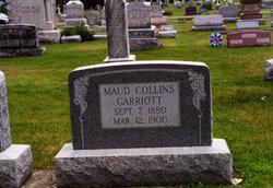 Maud <I>Collins</I> Garriott