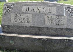 Rosa Alba <I>Bixler</I> Bange