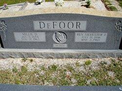 "Rev Silvestor J ""Vest"" DeFoor"
