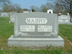 Sarah E. <I>Borah</I> Mabry