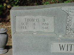 Thomas D. Withrow