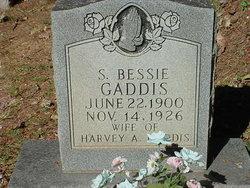 Stella Bessie <I>Witherow</I> Gaddis