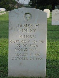 James H Finley