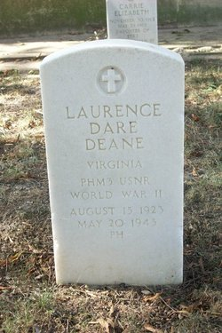 Laurence Dare Deane