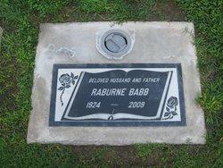 Raburne Allen Babb