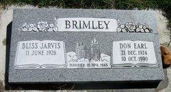 Don Earl Brimley