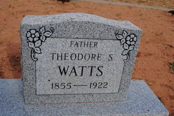 Hansel Theodore Susanberry Watts