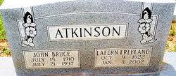 Lafern <I>Freeland</I> Atkinson
