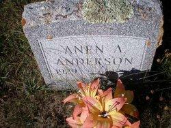 Anen A Anderson