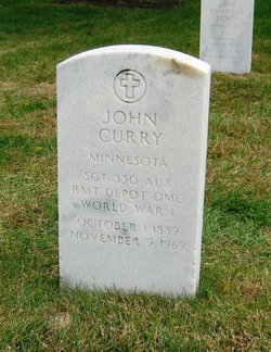 John Thomas Curry