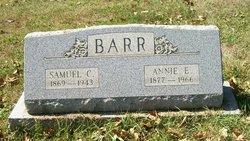 Annie E <I>Cherry</I> Barr