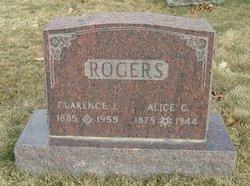 Alice C Rogers