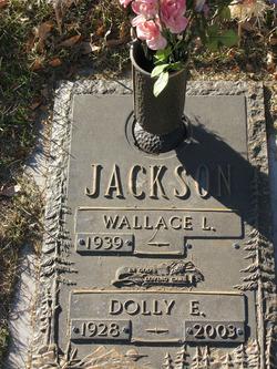 Dolly Elvera <I>Rogers</I> Jackson