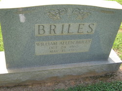 William Allen Briles