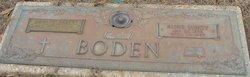 Aline <I>Lundy</I> Boden
