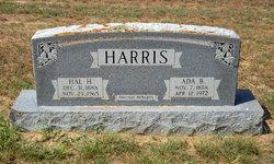 Ada Bertha <I>Stephens</I> Harris