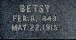 "Elizabeth ""Betsy"" <I>Kemp</I> Dexter"