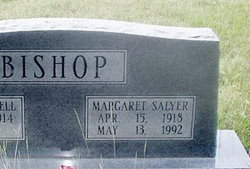 Margaret Salyer Bishop