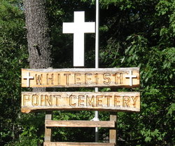 Whitefish Point Cemetery