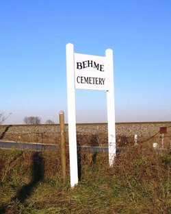 Behme Cemetery
