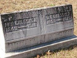 "Daniel Greenleaf ""DG"" Chessher"
