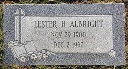 Lester Hiram Albright