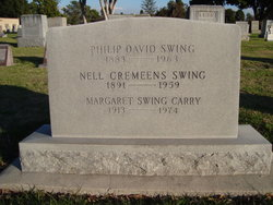 Nell <I>Cremeens</I> Swing