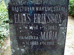 Elias Eriksson