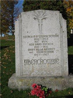 Mary Belle <I>Abercrombie</I> Hagerty