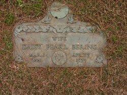 Daisy Pearl <I>Davis</I> Bering