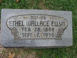 Ethel L <I>Wallace</I> Ellyn